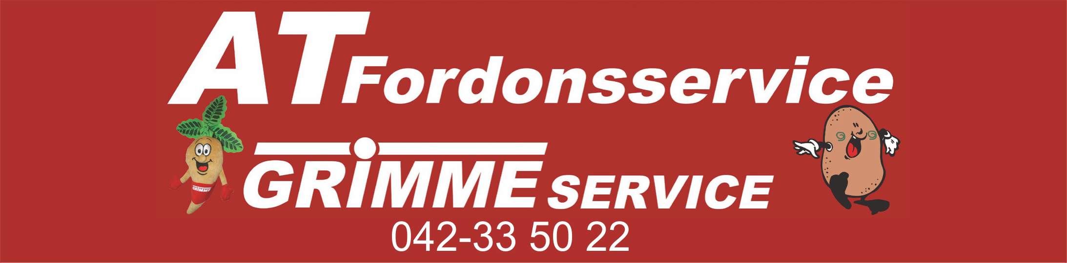 AT Fordonsservice logotype