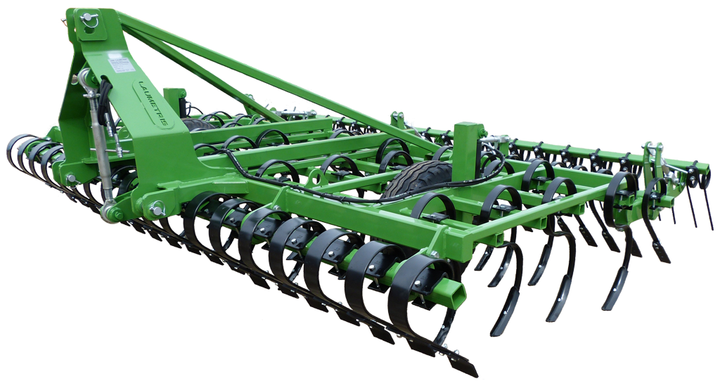 Pre-sowing tillage aggregate Cultivator KLL-4, Laumetris