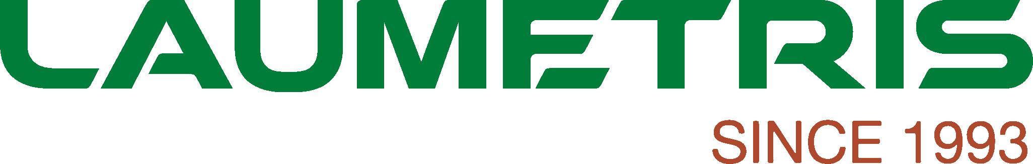 Laumetris logotype