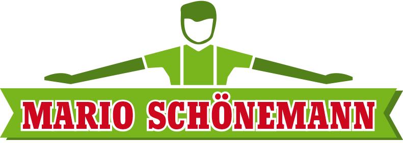 Mario Schonemann logotype