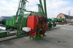 Trailed Sprutor LPP800, Laumetris