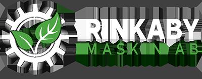 Rinkaby Maskin logotype