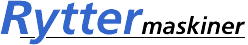 Rytter Maskiner logotype