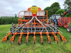 Strip Till Drill / Subsoiler DPL-4.5, Laumetris