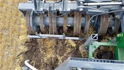 Strip Till Drill / Subsoiler DPL-5.4, Laumetris
