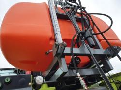 Tręšimo sistema LF-1500, Laumetris