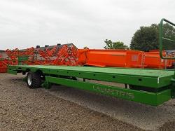 Traktorinė puspriekabė PTL-20R, Laumetris