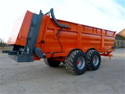 Gödselspridare MKL-20, Laumetris