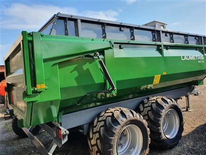 Universali traktorinė puspriekabė PTL-10F, Laumetris