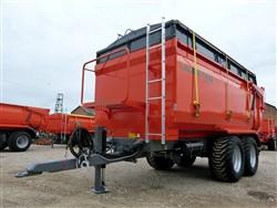 Traktorvagnar Traktorkärror PTL-14F, Laumetris