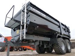 Traktorvagnar Traktorkärror PTL-16F, Laumetris