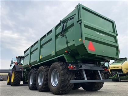 Traktorvagnar Traktorkärror PTL-24F, Laumetris