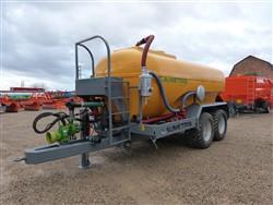 Cisterninė puspriekabė PTL-12V vandenvežis, Laumetris