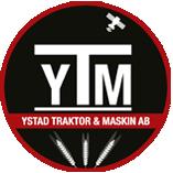 Ystad Traktor Maskin logotype